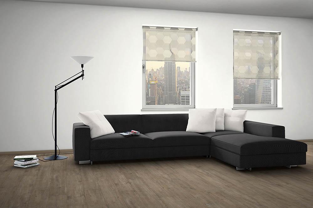 duo rollo oder doppellrollo f r optimale lichtregulierung. Black Bedroom Furniture Sets. Home Design Ideas